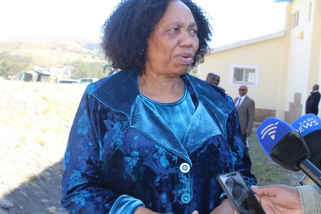 Basic Education Minister Angie Motshekga delivered the Mandela-Sisulu centenary lecture in Elliotdale in the Eastern Cape today, 6 August 2018. Picture: ANA