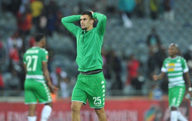 Lorenzo Gordinho of Bloemfontein Celtic (Pic Sydney Mahlangu/BackpagePix)