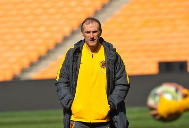 Giovanni Solinas coach of Kaizer Chiefs (Pic Sydney Mahlangu/BackpagePix)