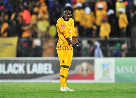 Siphelele Ntshangase of Kaizer Chiefs (Samuel Shivambu/BackpagePix)