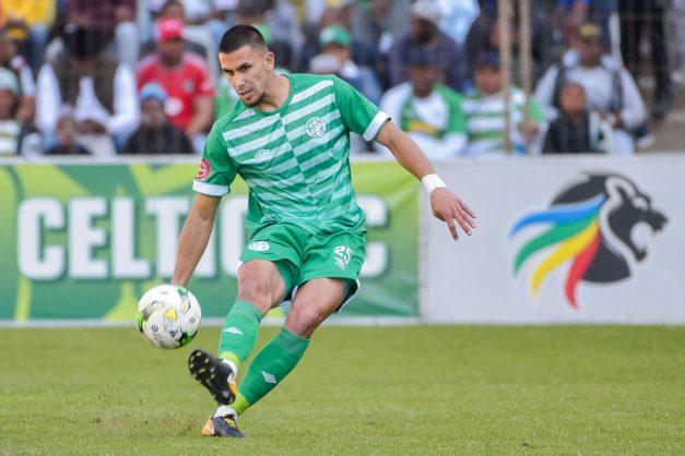 Lorenzo Gordinho of Bloemfontein Celtic (Frikkie Kapp/BackpagePix)