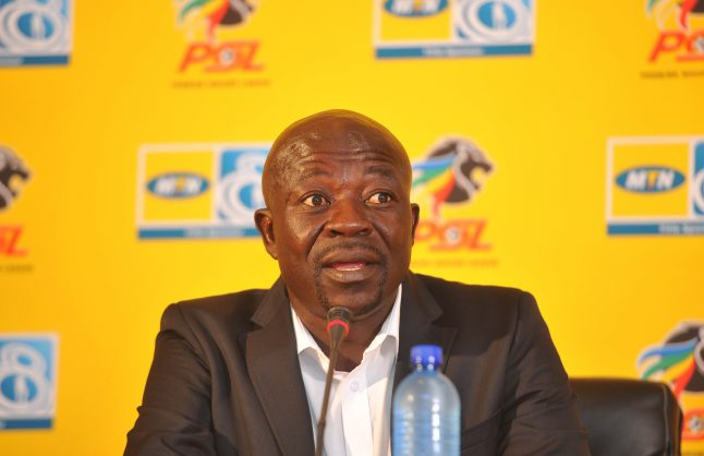 Kaitano Tembo coach of SuperSport United (Pic Sydney Mahlangu/BackpagePix)