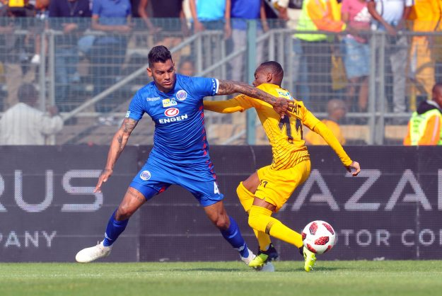 Blow by blow: SuperSport United vs Kaizer Chiefs