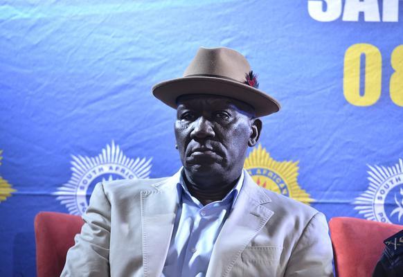Minister of Police Bheki Cele. Picturte: ANA