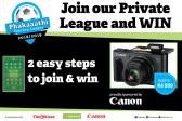 Last chance to win a Canon camera
