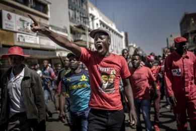 Zimbabweans take to social media after Harare shootings