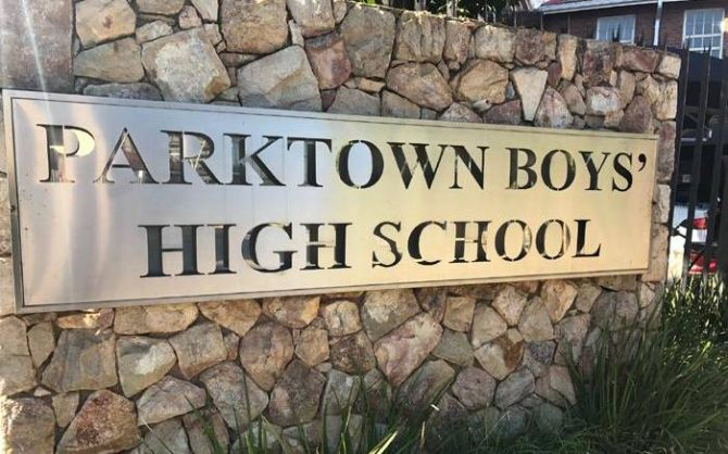 Former Parktown Boys bound by 'code of silence'