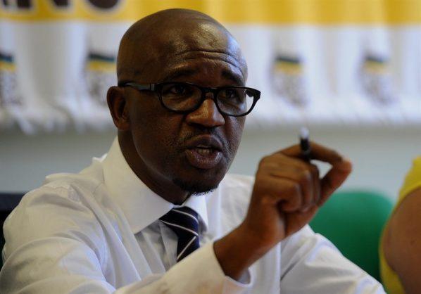 The ANC's Khaya Magaxa.