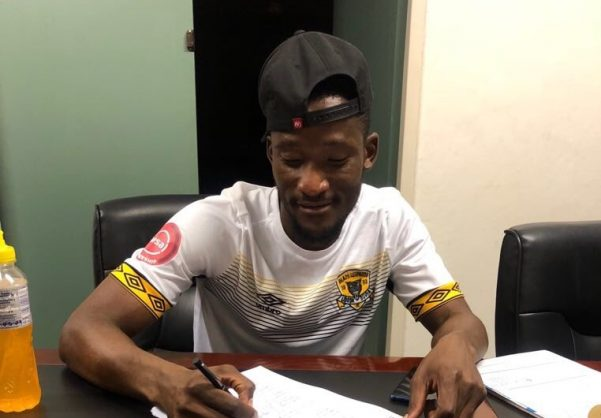 Tshwarelo Bereng has joined Black Leopards (Pic Leopards)