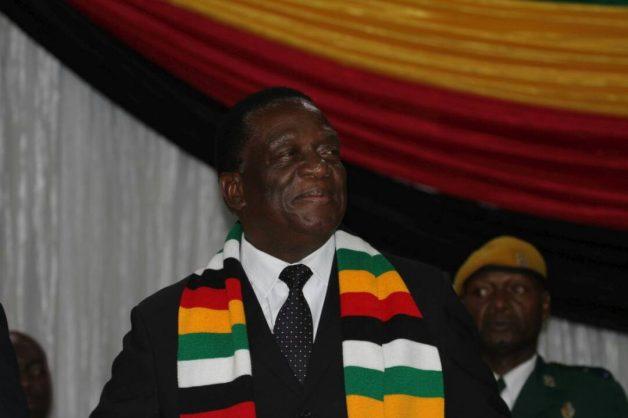 Zimbabwean President Emmerson Mnangagwa. Picture: ANA