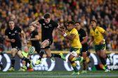 Soccer skills help All Blacks star Barrett silence critics