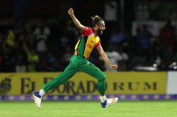 Imran Tahir still can't tell why he goes 'crazy' for a wicket