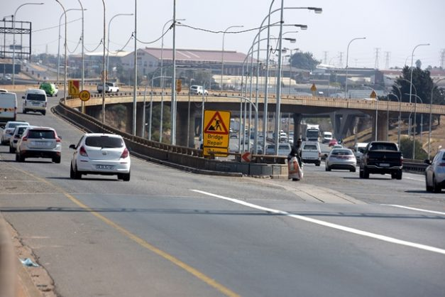 Traffic route options after closure of Johannesburg's M2 – The Citizen