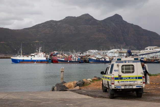 Hout Bay fisherman Durick van Blerk has been missing since Saturday. The police are being investigated for allegedly attempting to murder the people who were with him. Picture: Ashraf Hendricks