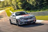 Next-generation BMW 3 Series sedan seen testing at Nürburgring