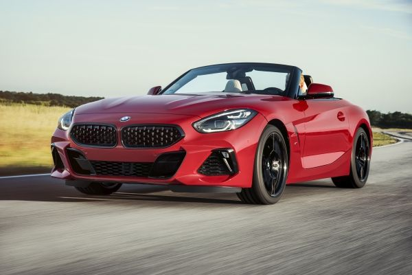 All-new BMW Z4 makes world premiere in Pebble Beach