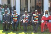 Zimbwabwe VP in SA to treat injuries from June explosion