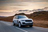 Hog the road in luxury Range Rover SVAutobiography