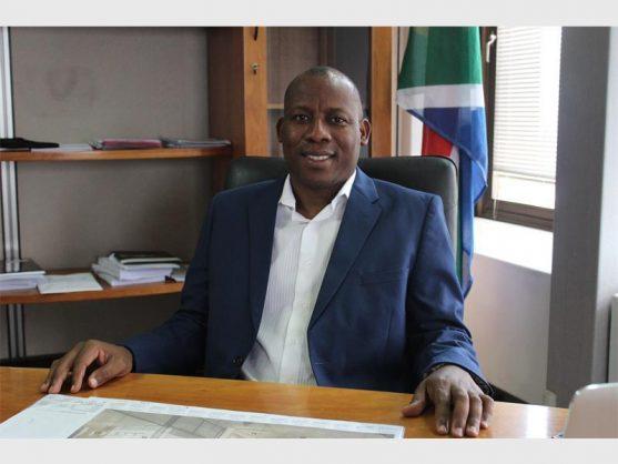 MMC for Development Planning, councillor Reuben Masango. Photo: Randburg Sun.