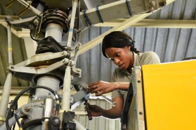Women are half of SA's resources