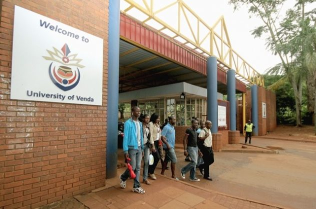 University of Venda does not offer witchcraft degree