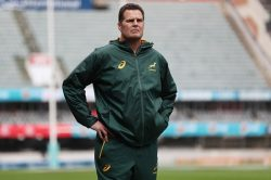 Springboks were far from perfect, says Rassie