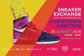 WIN DOUBLE VIP SNEAKER EXCHANGE POP UP TICKETS!