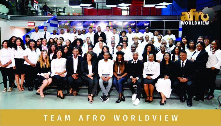 Team Afro Worldview. Image: Twitter/@MzwaneleManyi