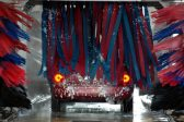 WATCH: Car wash employee trashes customer's car with worst driving ever