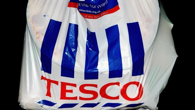 Tesco bag. Picture: Facebook