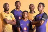 Kaizer Chiefs kits ranked best in the world by UK football magazine