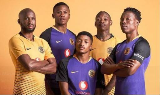 Kaizer Chiefs kits ranked best in the world by UK football magazine ... 311f8e7e2