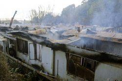10 women perish in Chile nursing home blaze