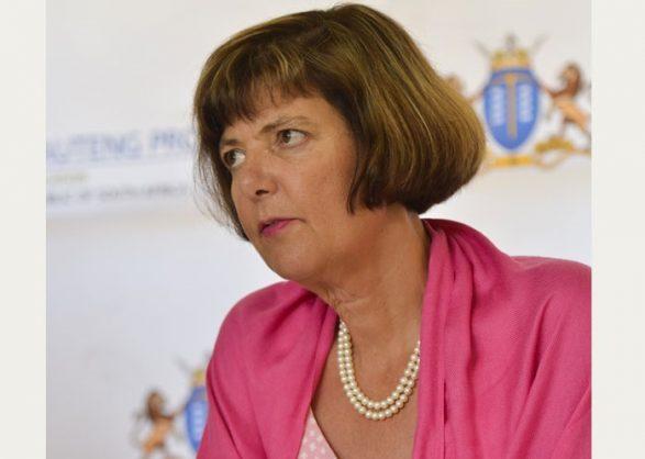 Gauteng eGovernment MEC Barbara Creecy. Picture: Alaister Russell