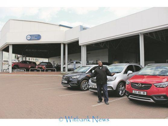 Max Köhler, owner of Köhler Auto Witbank.