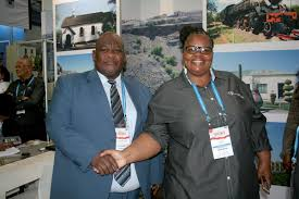 Northern Cape Department of Economic Development and Tourism MEC Mac Jack. Picture: http://francesbaard.gov.za.