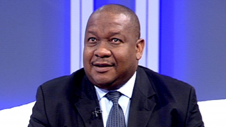 Dumisani Hlophe has been appointed as SABC political editor of news and current affairs. Picture: Twitter