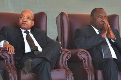 Ramaphosa is facing his biggest test