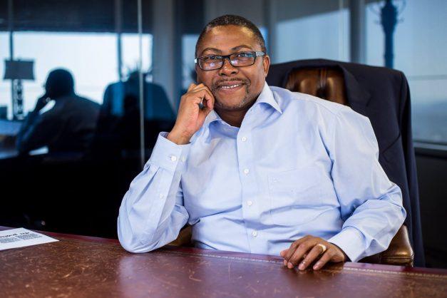 Transnet CEO Siyabonga Gama. Picture: Facebook