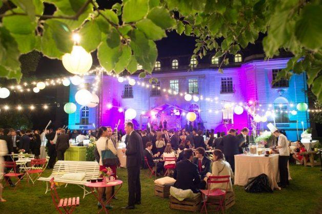 Garden party. Picture: Facebook