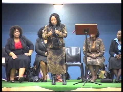 Gospel singer Phola Mahlaba. Picture: YouTube.