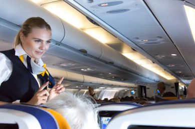 In-flight services more important to passengers than ticket price for overseas travel – study