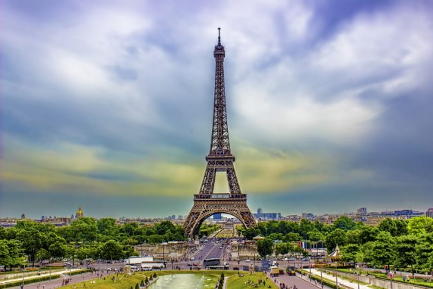 The Eiffel Tower in Paris, France. Picture: iStock