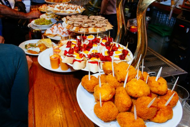 Pintxos in Spain. Picture: iStock