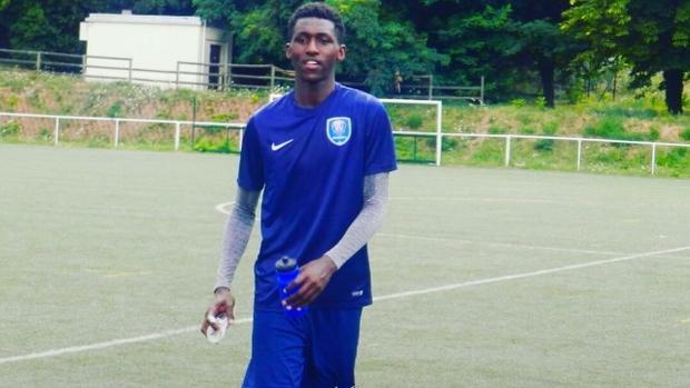 Goalkeeper Mcebisi