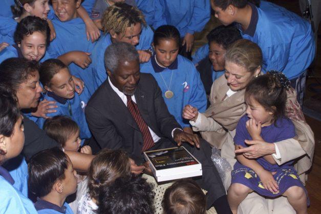 Image: Twitter/UN Secretary General António Guterres