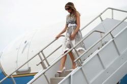 Melania Trump to embark on solo trip to Africa