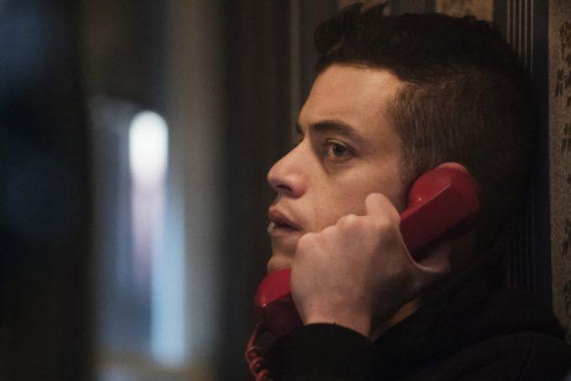 Rami Malek as Elliot Alderson in Mr. Robot. Picture: USA Network