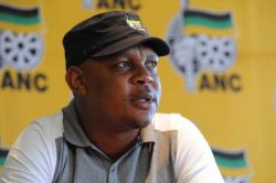 ANC spokesperson Pule Mabe lays charges against accuser