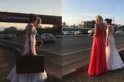WATCH: Impromptu wedding held next to Mpumalanga highway